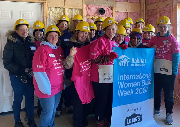 Habitat for Humanity Group Volunteering