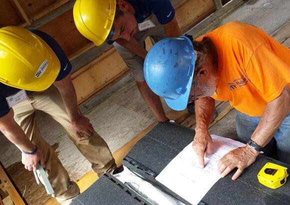 Habitat for Humanity Construction Skills Volunteer