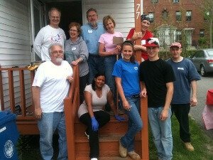 Group Volunteers
