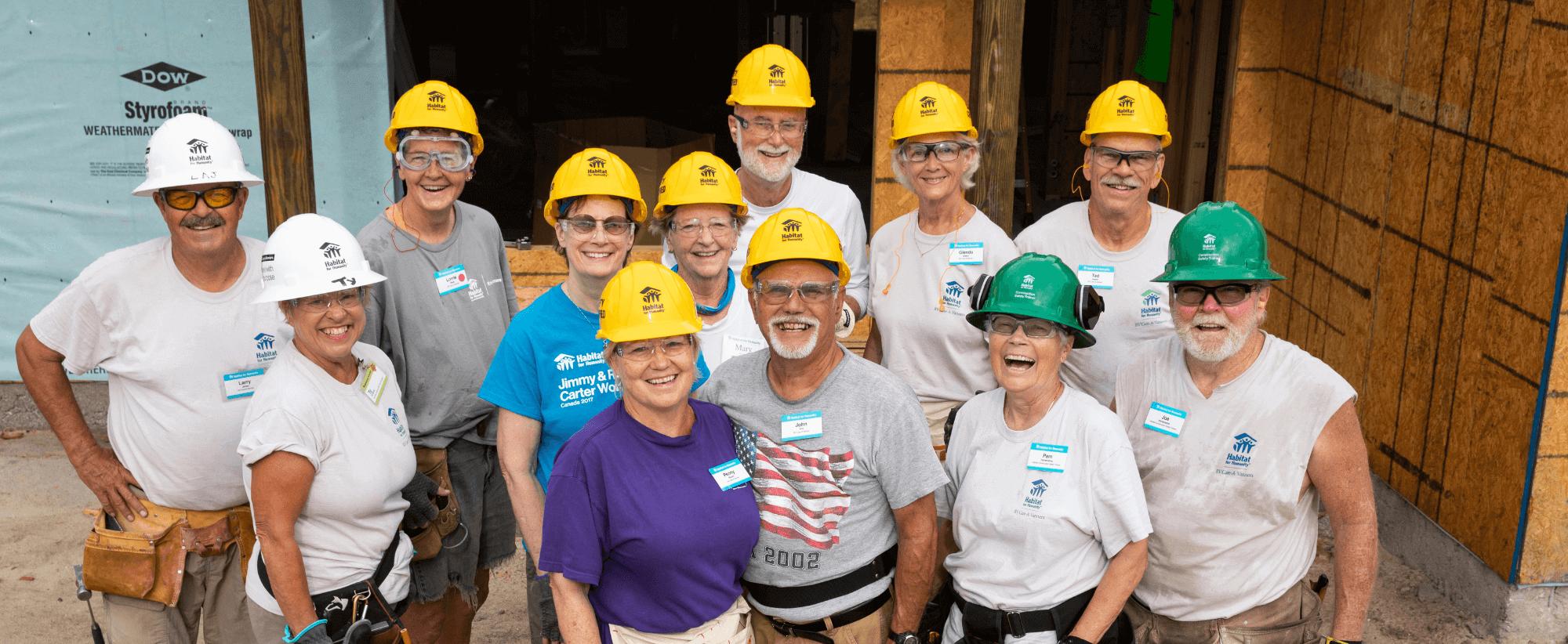 Habitat for Humanity ReStore Volunteers